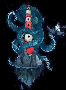 Giant Octopus
