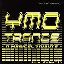 YMO TRANCE , RESONANCE-T   ,    高田耕至 Koji Takata