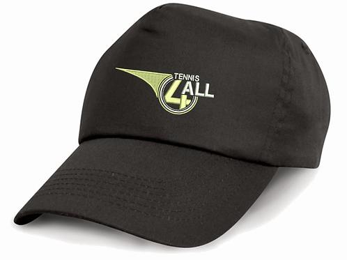 Tennis 4 All Cap