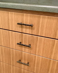 Cabinetry & Handle Pulls