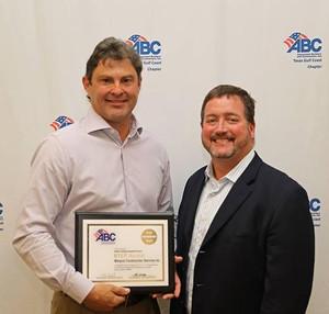 Marquis receives STEP Award