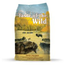 Taste of the Wild High Prairie Grain-Free Dry Dog Food 30 lb. Bag