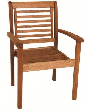 BZ 04 - Cadeira empilhável Milano