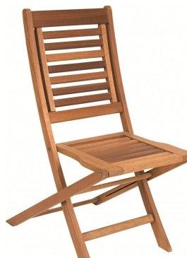 BZ 005 - Cadeira Dobrável