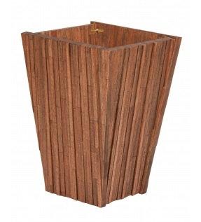 BZ 115 - Vaso em madeira
