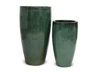 Vaso esmaltado - tamanho sob encomenda