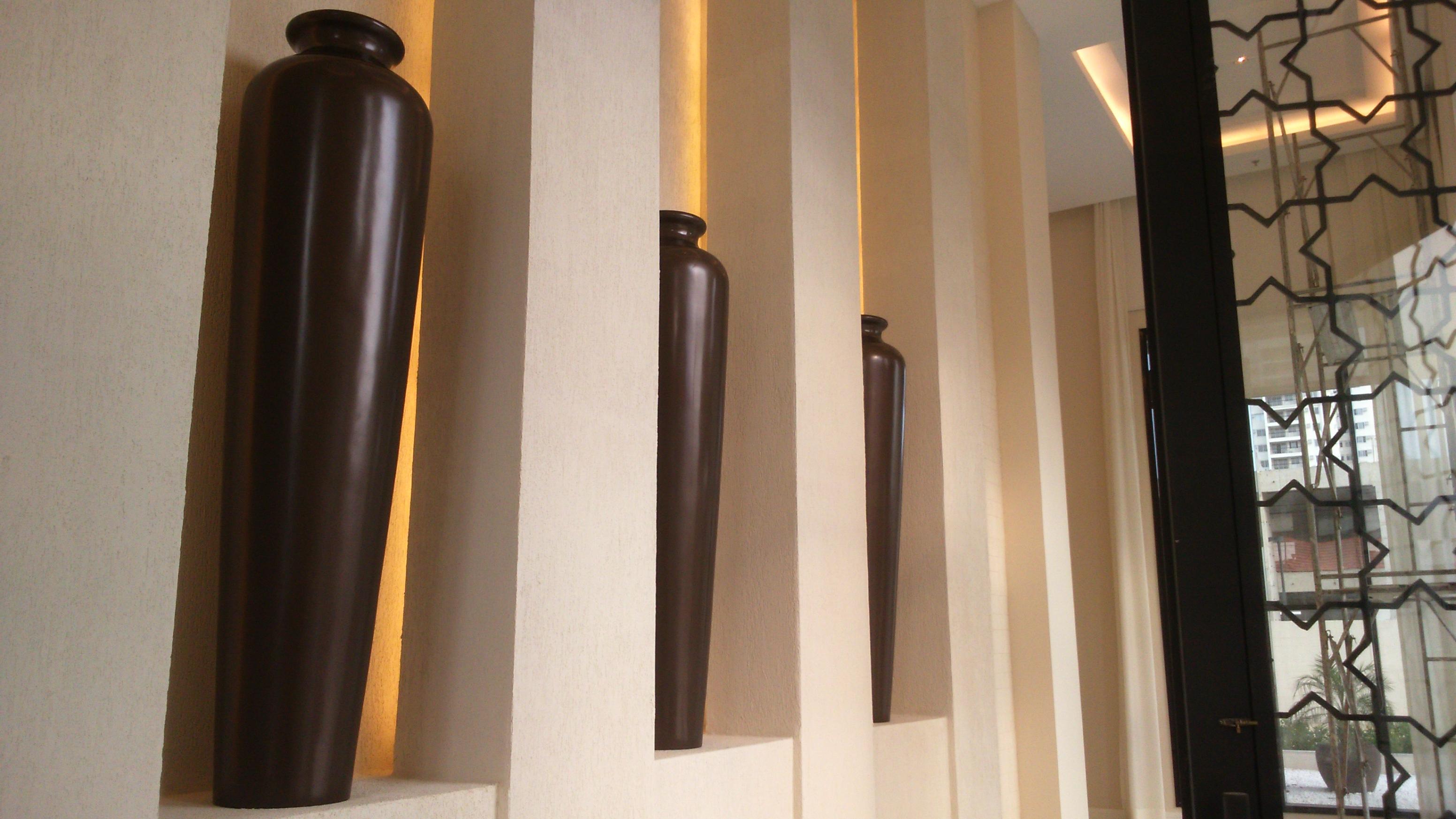 Vasos feitos sob medida