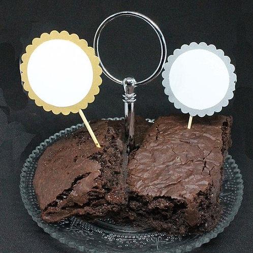 Pics à cup cake