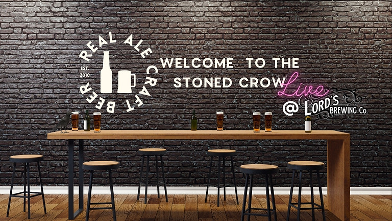 Stoned Crow Live at Lord's Brewing Co