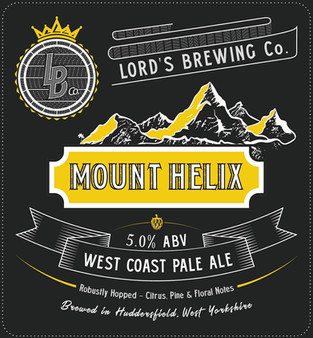 Mount Helix West Coast Pale 5.0%