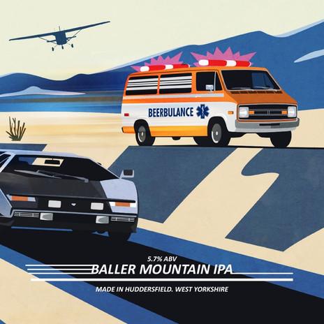 Baller Mountain IPA