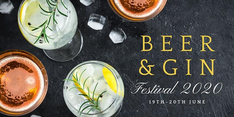 Gin & Beer Festival