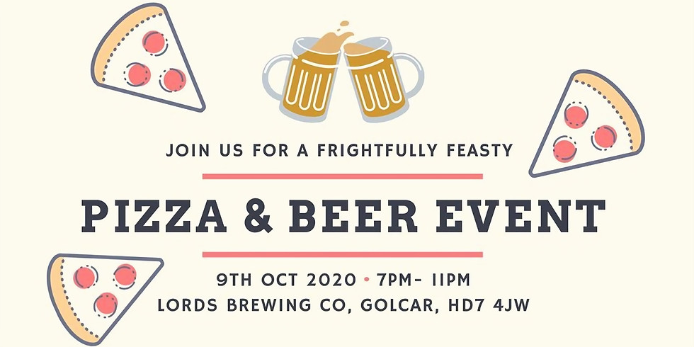 Pizza & Beer Day Event
