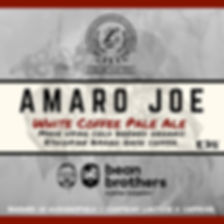 Amaro Joe White Coffee Pale