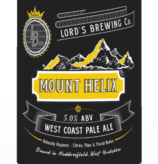 1 X Mount Helix West Coast Pale Ale 440ml Can