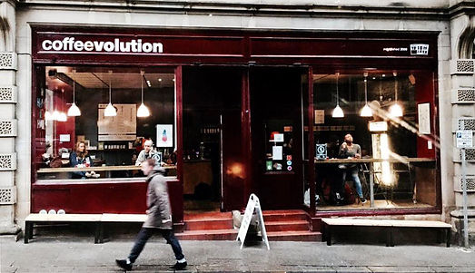 Coffeevolution