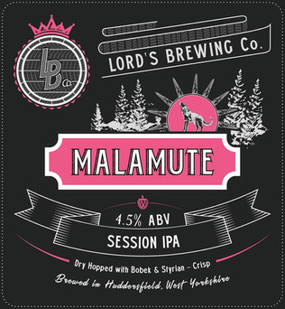 Malamute Session IPA 4.5%