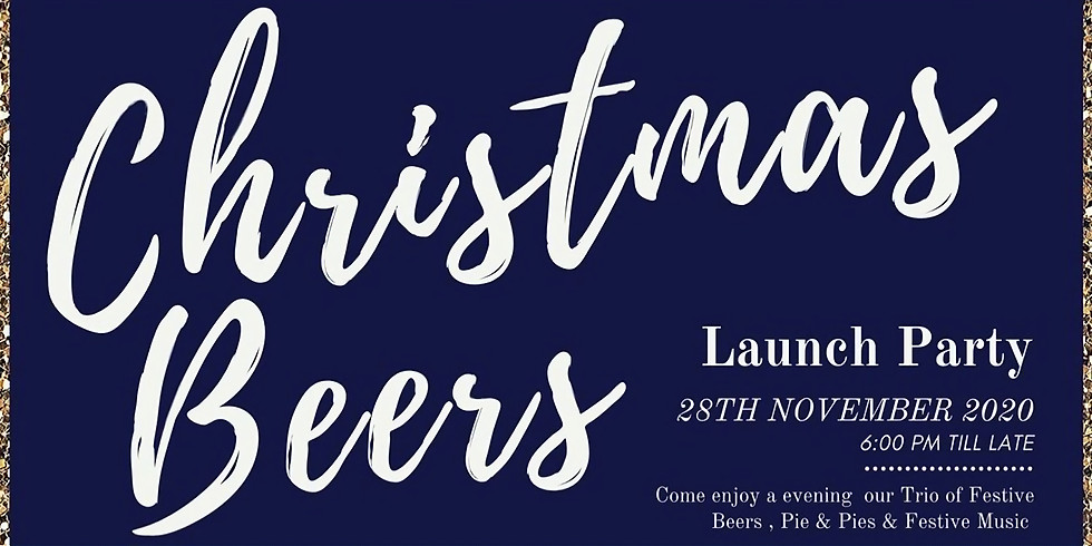 Christmas Beers Launch Party