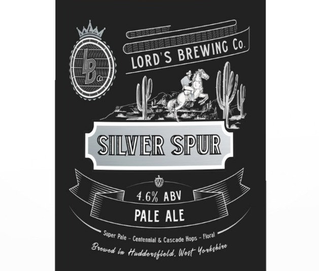 1 X Silver Spur Ultra Pale 4.7% 440ml Can