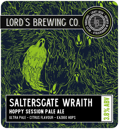 _Saltergate Wraith - Lords brewing co -
