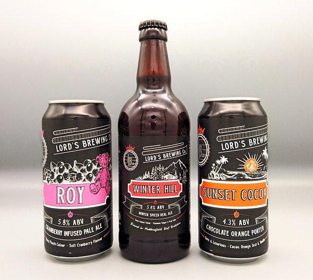 Press Pack Beers