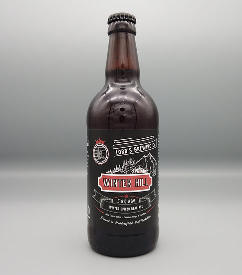 Winter Hill Spiced Ale