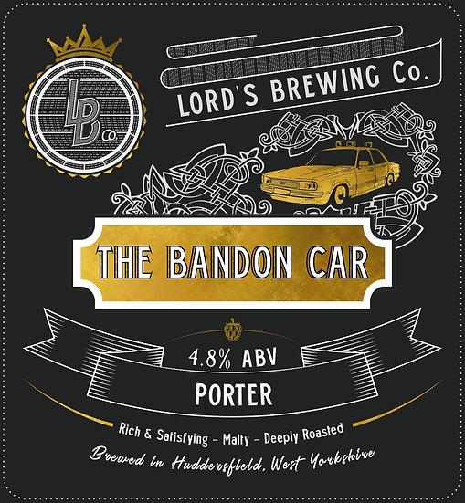 5l The Bandon Car Porter 4.8% ABV