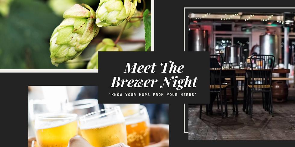 Meet the Brewer Evening