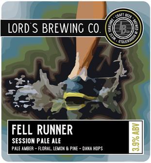 Fell Runner Session Pale