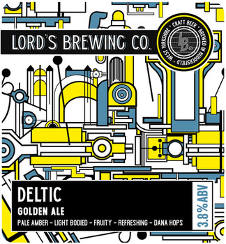 Deltic Golden Ale