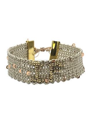 "Bracelet Manchette ""IF"""