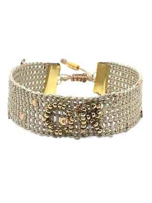"""Bracelet Manchette """"OR"""""""