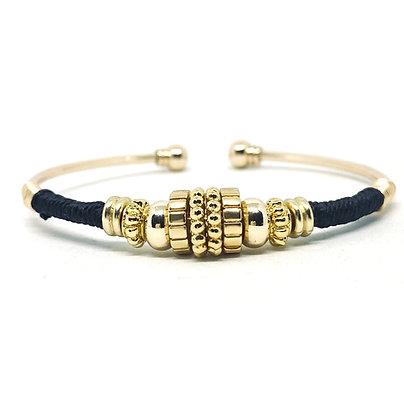 """Bracelet Jonc """"MILOU"""" en 5 couleurs"""