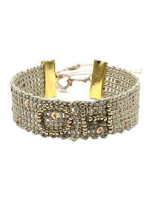 "Bracelet Manchette ""OH"""