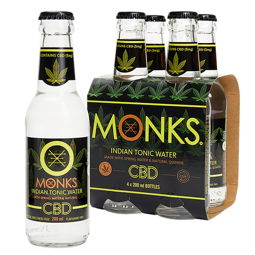 Monks Indian Tonic 200ml