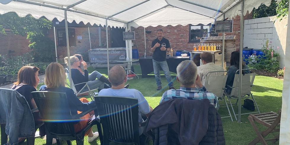 August Cider Tasting Event