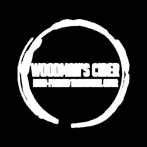 Woodman's Cider logo