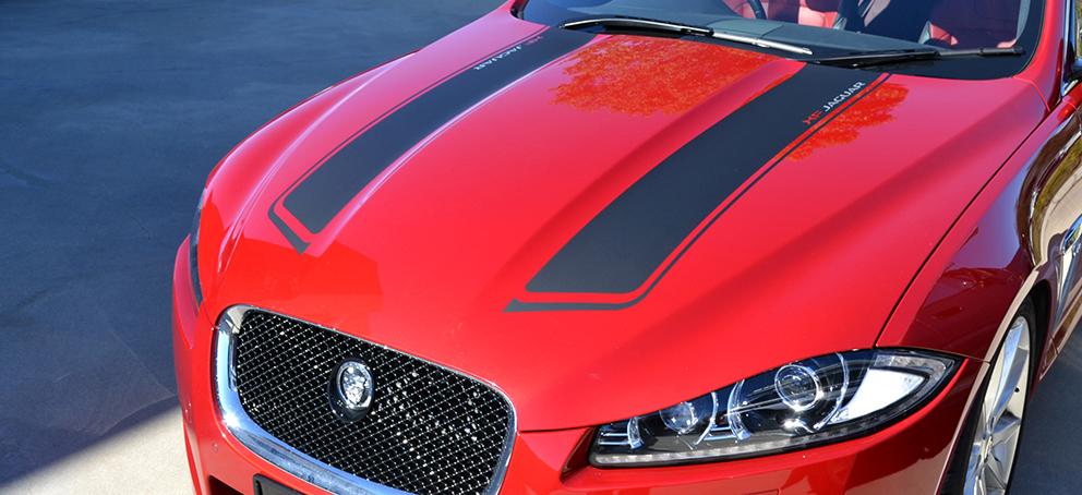 Jaguar Signage