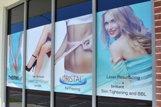 Perth Vision Group Commercial Fitout Signs