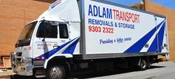 Adlam Transport Signage