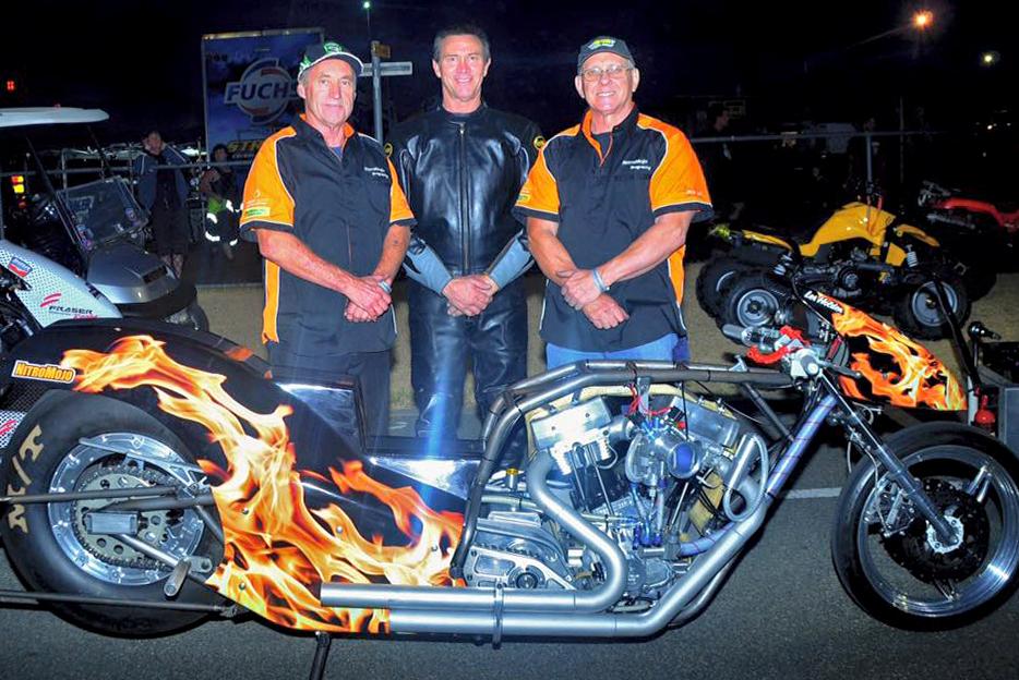 Les Holden Bike 2