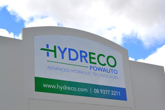 Building Signage Perth Welshpool