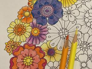 Meditação colorida