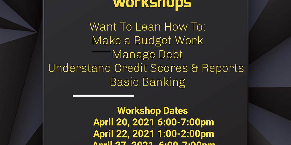 Financial Empowerment Workshops- Managing Debt