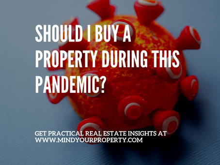 Should You Be Buying A Property During This Pandemic?