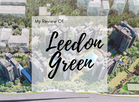 My Review of Leedon Green