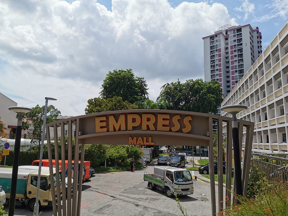 Empress Mall hawker center