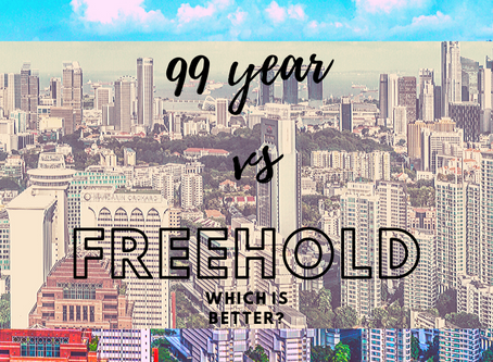 99 year Leasehold vs Freehold - Which is better?