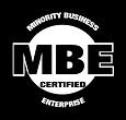Minority Business Enterprise Certified