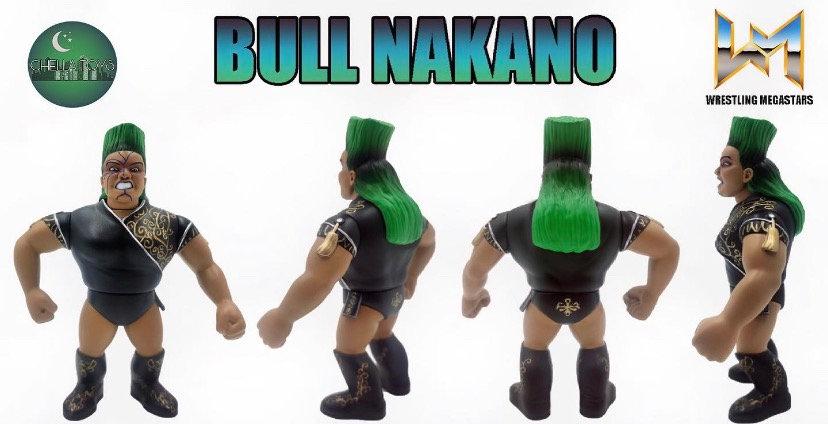 Bull Nakano Action Figure